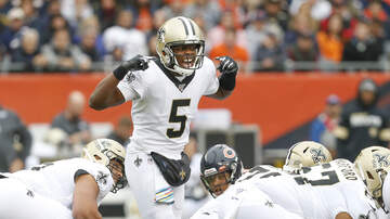 Louisiana Sports - Saints Remain Undefeated Without Brees In 36-25 Win Over Bears