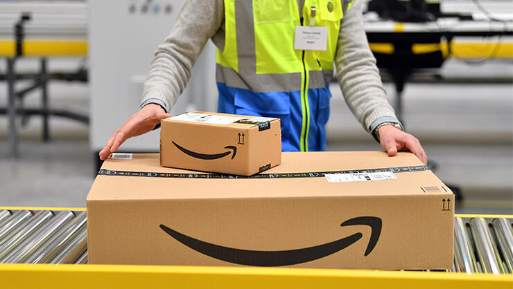 Amazon Shipping Expired Food To Customers: Report   iHeartRadio