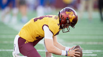Gopher - Casey O'Brien Honored By Big Ten as Special Teams Player of the Week | KFAN
