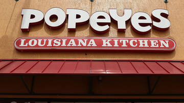 Ashley Nics - Popeyes Chicken Sandwich Is Back!!