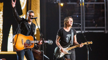 Music News - Keith Urban And Eric Church Team Up For New Release Of 'We Were'
