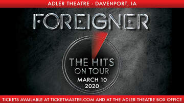 image for Foreigner At The Adler Theatre