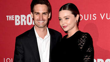 Cyber - SnapChat Founder Evan Spiegel and Wife Kerr Announce Son...On Instagram