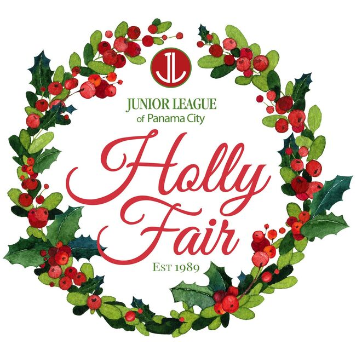 Junior League of Panama City Holly Fair!