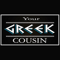 Tastings - Your Greek Cousin Logo