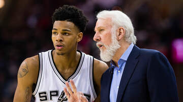 Sports Desk - Spurs Sign Dejounte Murray To Contract Extension