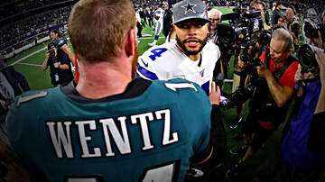 FOX Sports Radio - Chris Broussard Says He'd Rather Have Dak Prescott than Carson Wentz