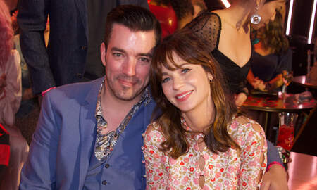 Entertainment News - Zooey Deschanel & Jonathan Scott Are Instagram Official: See The Cute Pic