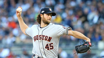 None - Astros Give Cole Qualifying Offer