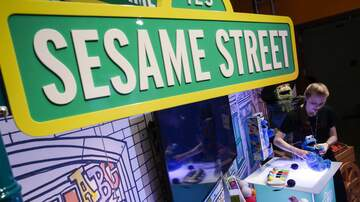 Valentine In The Morning - A Sesame Street Theme Park Is Opening In San Diego!