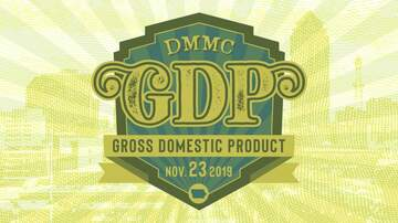 image for Gross Domestic Product - All Iowa Music Festival - November 23rd