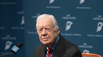 National News - Jimmy Carter Fractures Pelvis in Fall at Home