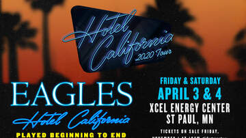None - Eagles Hotel California 2020 Tour at Xcel Energy Center