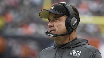 Louisiana Sports - Down Multiple Options, Saints Coach Sean Payton Got Creative