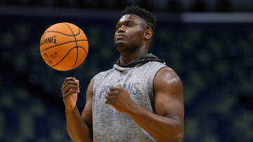 Louisiana Sports - Zion Williamson Out 6-8 Weeks After Knee Scope