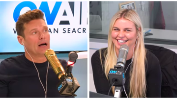 Ryan Seacrest - Tanya Rad Gives Ryan & Sisanie the Final 'No Post Malone' Update