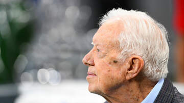 The Joe Pags Show - Jimmy Carter Hospitalized With Pelvic Fracture, Says Spokesperson