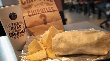 Mountain Man Jay - Chipotle Will Be Selling Burritos For Only $4 On Halloween