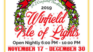 None - 2019 Winfield Isle of Lights