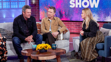 Music News - Watch Blake Shelton Surprise Craig Morgan On Kelly Clarkson's Show