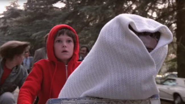 'E.T.' Star Henry Thomas Arrested On Suspicion Of DUI In Oregon