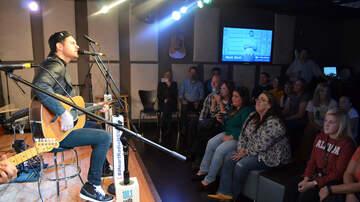 Listener Lounge - Matt Stell in the Polaris Listener Lounge