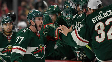 Wild - Wild look for strong home effort against Oilers | KFAN 100.3 FM