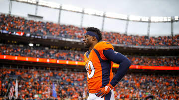 Big Rob on the Radio! - Denver Broncos Trade Emmanuel Sanders To 49'ers