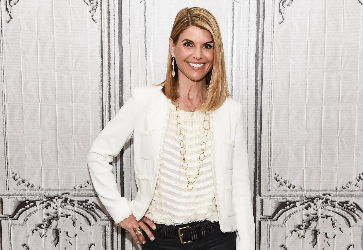 """The Build Series Presents Lori Loughlin And Bella Giannulli Discussing """"Every Christmas Has A Story"""""""
