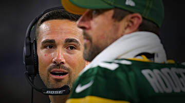 The Dan Patrick Show - Aaron Rodgers on Matt LaFleur: 'It's Been a Blast to Work With Him'