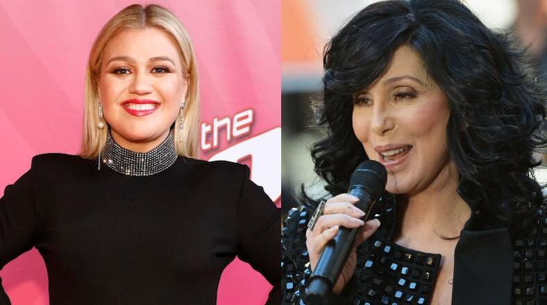 Kelly Clarkson Channels Cher With Magical 'If I Could Turn Back Time' Cover