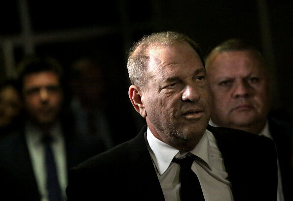 Harvey Weinstein In Court For Arraignment Over New Indictment For Sexual Assault