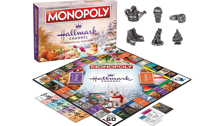 Hallmark-Themed Monopoly Is Dropping Just In Time For Christmas  | iHeartRadio