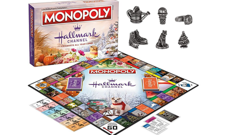 Entertainment News - Hallmark-Themed Monopoly Is Dropping Just In Time For Christmas