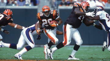 Lance McAlister - Watch this date 2000: Corey Dillon runs wild for Bengals