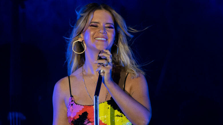 Maren Morris Reveals She's Pregnant — See The Sweet Announcement