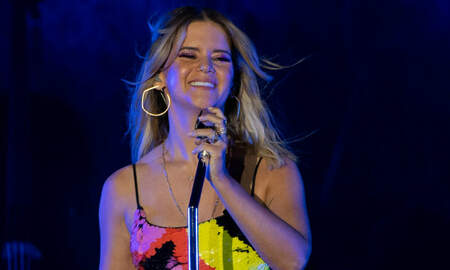 Music News - Maren Morris Reveals She's Pregnant — See The Sweet Announcement
