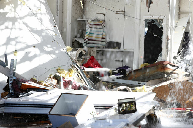 Weather Service: 4 Tornadoes Hit North Texas