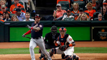 None - Nationals Edge Astros In Game One