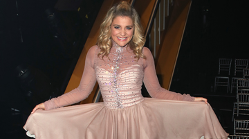 iHeartRadio Music News - Lauren Alaina Has Lost 25 Pounds Since Starting 'Dancing With The Stars'
