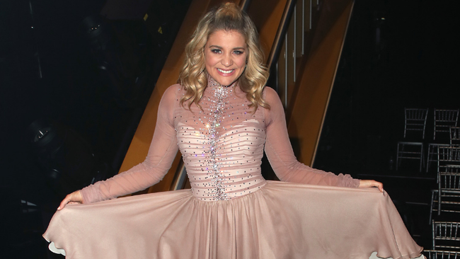Lauren Alaina Has Lost 25 Pounds Since Starting 'Dancing With The Stars'