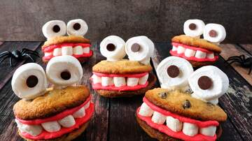 The River Morning Show - These Spooky Treats Will be a Hit at Your Halloween Party