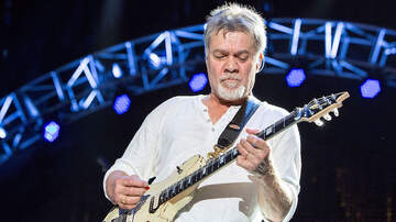 iHeartRadio Music News - Tool Fan Unknowingly Asks Eddie Van Halen To Take His Photo