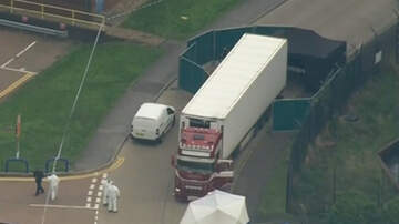 National News - Police Arrest Irish Man After Finding 39 Bodies In Truck Container