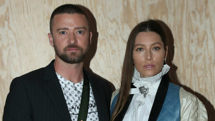 Jessica Biel Reacts To Old Clip Of Her Admitting She's Not A Fan Of *NSYNC | iHeartRadio