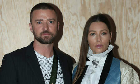Trending - Jessica Biel Reacts To Old Clip Of Her Admitting She's Not A Fan Of *NSYNC