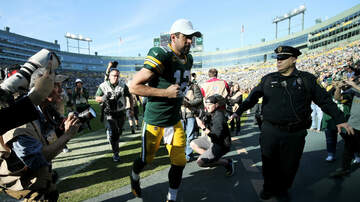 Lucas in the Morning - Aaron Rodgers has been playing well even before his big game Sunday