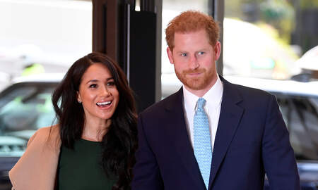 Entertainment News - Prince Harry 'Sees The Pain' In Meghan Markle & Wants To 'Sort It Out'