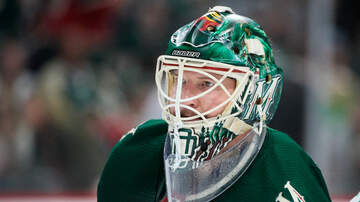Wild - Wild G Dubnyk leaves game after collision | KFAN 100.3 FM