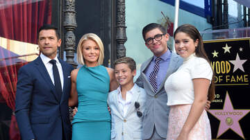 Entertainment News - Kelly Ripa Says Her Son Is Experiencing 'Extreme Poverty' After Moving Out